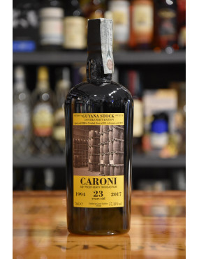 CARONI 1994 23Y FULL PROOF HEAVY GUYANA RUM CL70