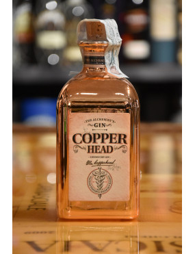 COPPER HEAD LONDON DRY GIN CL.50