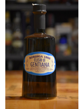 BORDIGA ELISIR DI GENTIANA CL.50