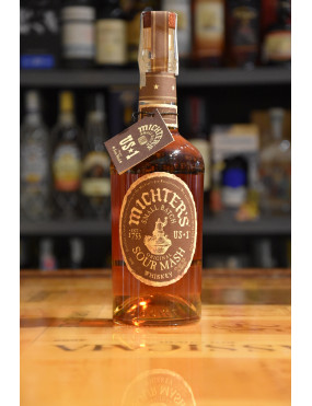 MICHTER´S US 1° SMALL BATCH SOUR MASH CL.70