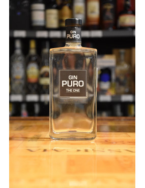 PURO GIN THE ONE CL.70