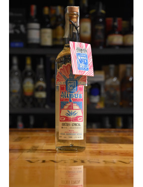 ALIPUS MEZCAL SN ANDRES ESPADIN MADRECUISHE CL.70
