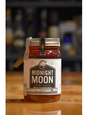 MIDNIGHT MOON MOONSHINE CHERRY 350ml