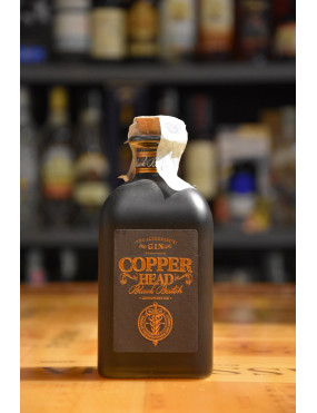 COPPER HEAD BLACK BATCH LONDON DRY GIN CL.50