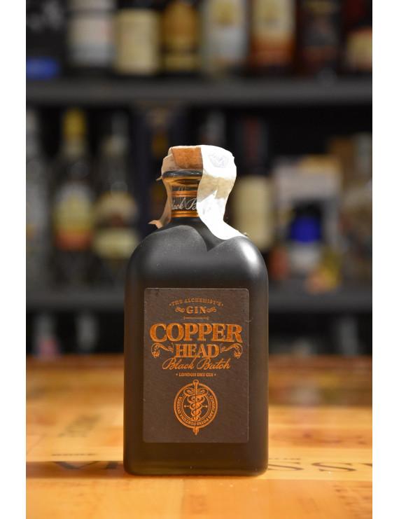 COPPER HEAD BLACK BATCH LONDON DRY GIN CL.50