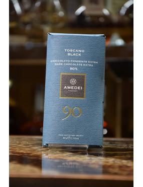 AMEDEI TAV.TOSCANO BLACK FONDENTE EXTRA 90% 50g
