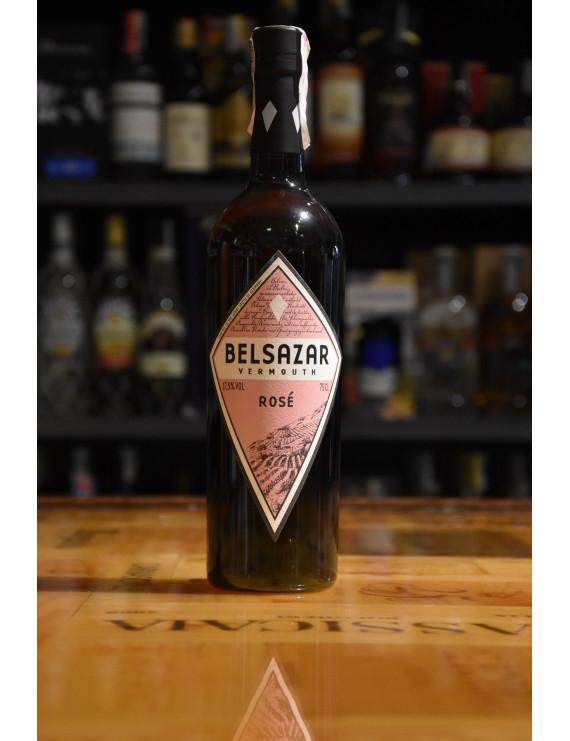 BELSAZAR VERMOUTH ROSE´ CL.75