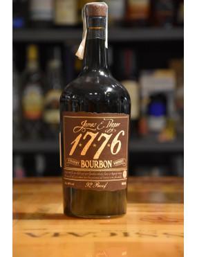 JAMES & PEPPER 1776 BOURBON 92 PROOF CL.70