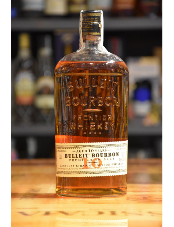 BULLEIT BOURBON 10 Y WHISKEY CL.70