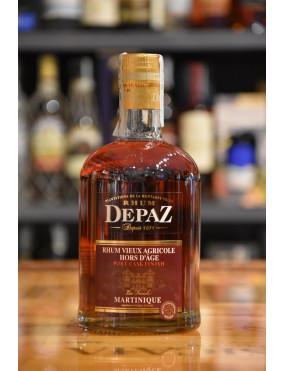 DEPAZ RHUM VIEUX PORT CASK FINISH CL.70