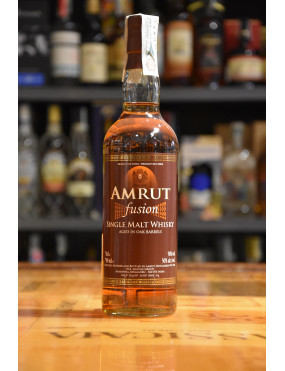 AMRUT INDIAN SINGLE MALT WHISKY  FUSION CL.70