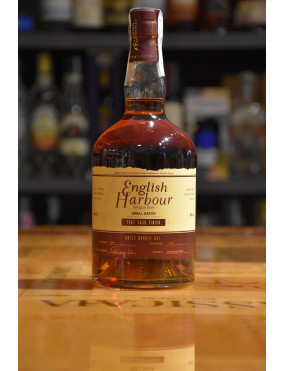 ENGLISH HARBOUR SMALL BATCH PORT CASK FINISH CL.70