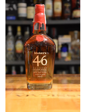 MAKER´S MARK 46 BOURBON BARREL FINISHED CL.70