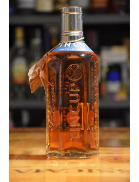 TIN CUP AMERICAN WHISKEY CL.70