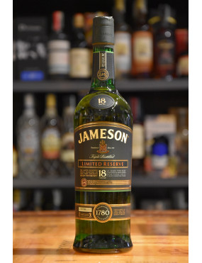 JAMESON 18 Y LIMITED RESERVE CL.70