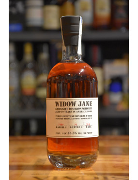 WIDOW JANE STRAIGHT BOURBON CL.70