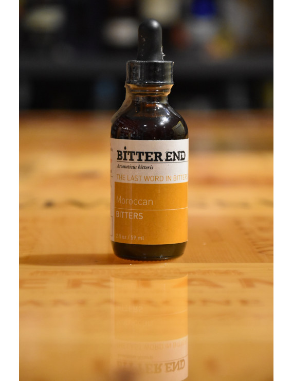 BITTER END MOROCCAN BITTERS 59ml