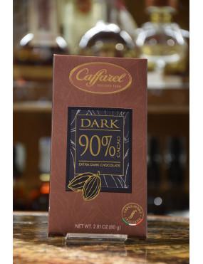 CAFFAREL TAV.DARK FONDENTE 90% 80g