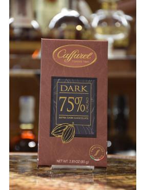 CAFFAREL TAV.DARK FONDENTE 75% 80g