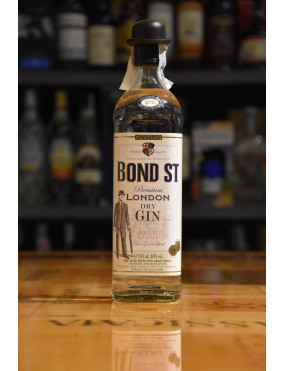 BOND ST. PREMIUM LONDON DRY GIN 40% CL.70