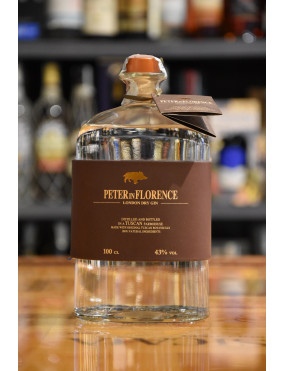 PETER IN FLORENCE LONDON DRY GIN CL.100