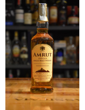 AMRUT INDIAN SINGLE MALT WHISKY CL.70