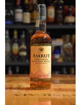 AMRUT INDIAN SINGLE MALT WHISKY PEATED INDIAN CL70