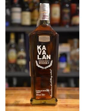 KAVALAN DISTILLER´S SELECT WHISKY CL.70
