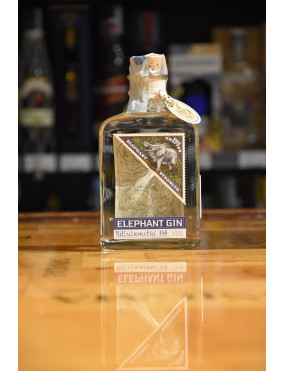 ELEPHANT HAND CRAFTED LONDON DRY GIN STRENGHT CL50