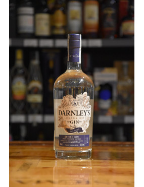 DARNLEY VIEW LONDON DRY SPICED GIN NAVY CL.70