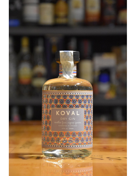 KOVAL DRY GIN CL.50