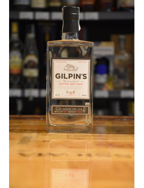 GILPIN´S LONDON DRY GIN EXTRA DRY GIN CL.70