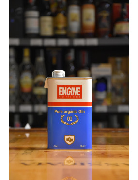 ENGINE GIN PURE ORGANIC GIN CL.50