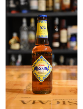MESSINA BIRRA GIALLA CL.33