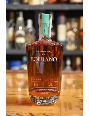 EQUIANO AFRO CARIBBEAN RUM CL.70