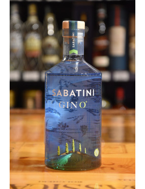 SABATINI GIN 0° NON ALCOHOLIC CL.70