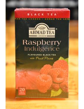 AHMAD TEA RASPBERRY INDULGENCE 20 TEA BAGS